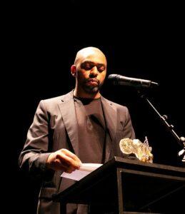 Nel Tsopo Fondateur des Golden Afro Artistic Awards