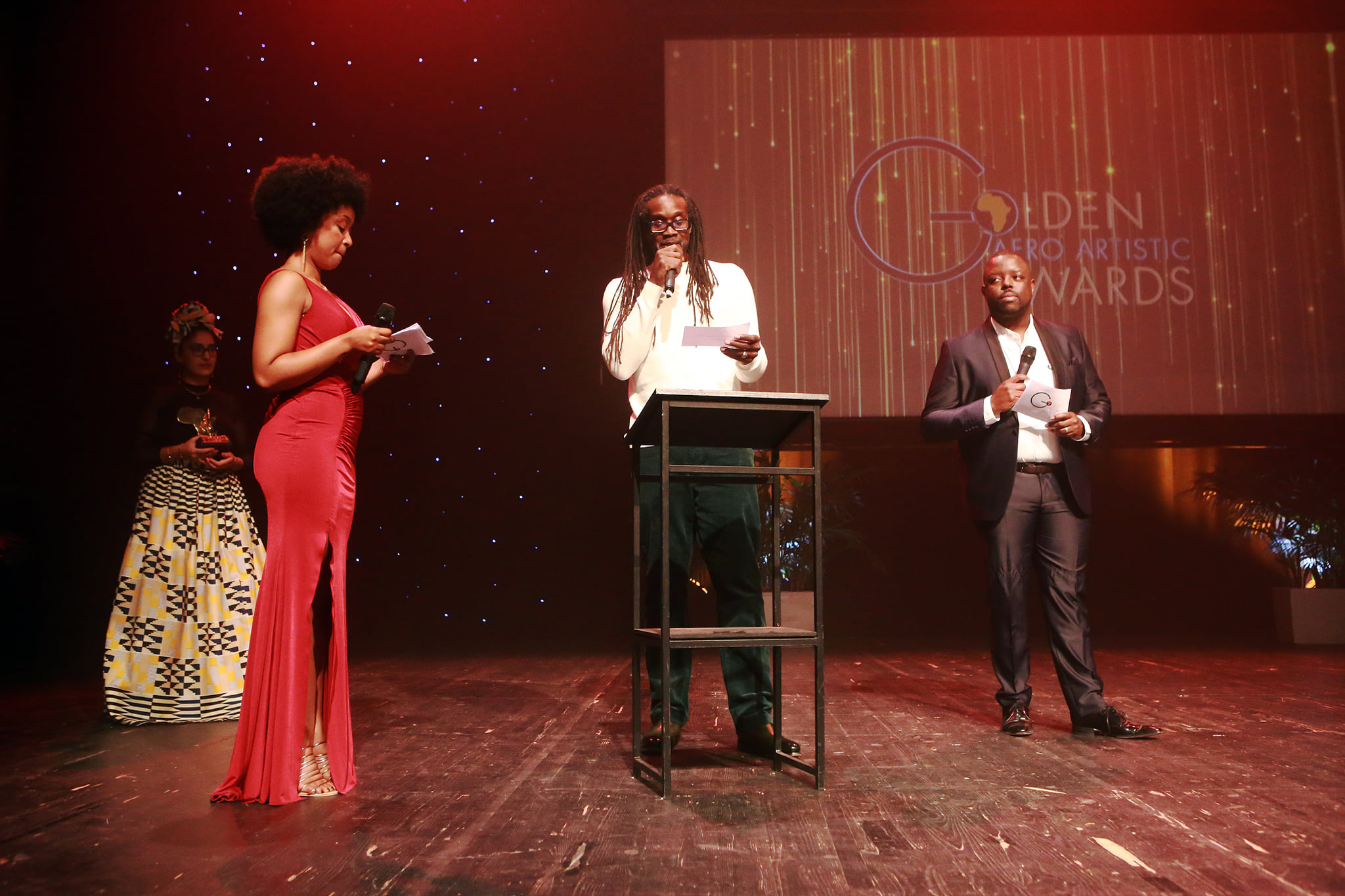 Golden Afro Artistic Awards 2021